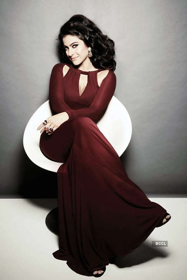 Bollywood actress Kajol floored one and all with her sheer charisma