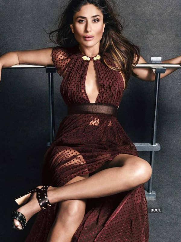 The original size zero queen of Bollywood, Kareena Kapoor Khan has porcelain like clear skin