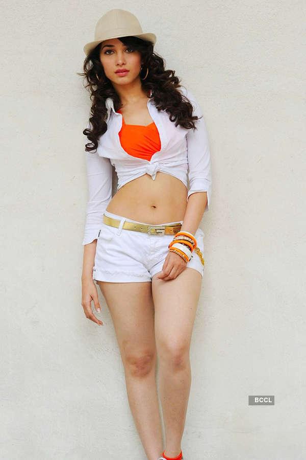 Baahubali actress Tamannaah Bhatia is a voluptuous beauty