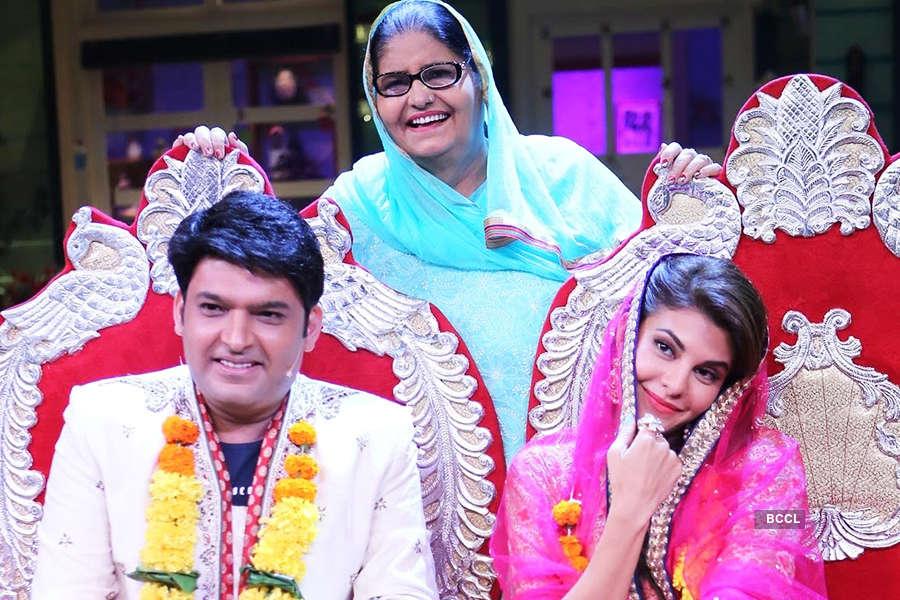 Kapil Sharma's girlfriend Ginni Chatrath being blamed for his failures by a close friend