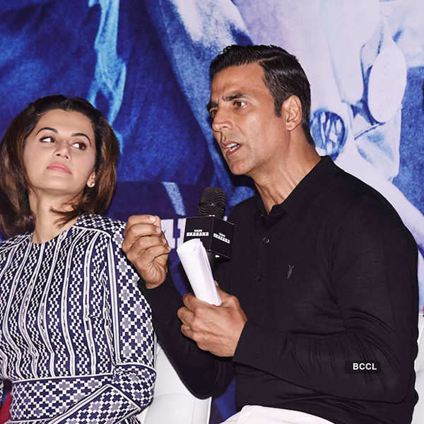 Naam Shabana: Press Meet