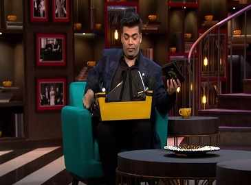 Koffee With Karan Season 5: Karan Johar reveals what's inside the hamper