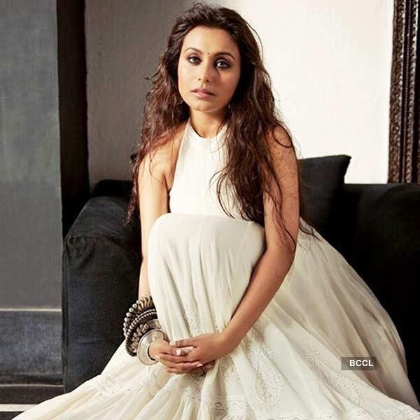 Hichki star Rani Mukerji reveals why she doesn't post Adira's photos!