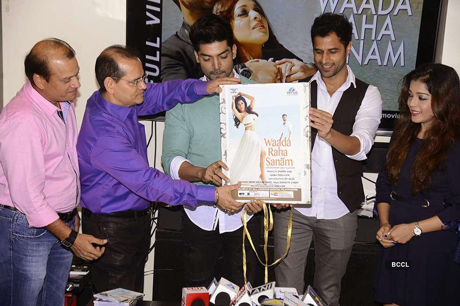 Waada Raha Sanam: Song launch