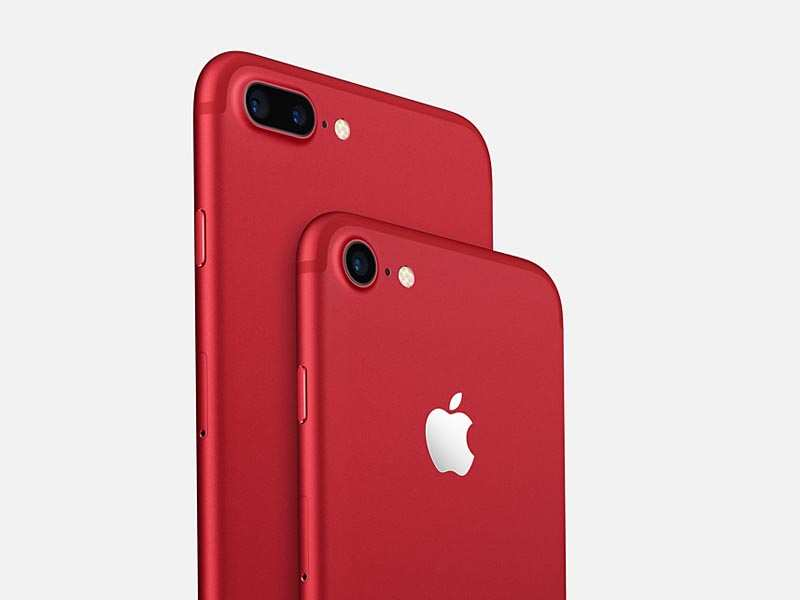 Apple Launches Red Colour Special Edition IPhone 7 Things To Know