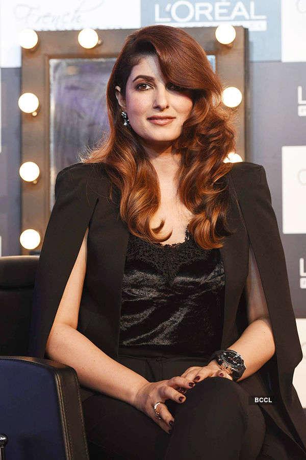 Twinkle Khanna endorses L'Oréal