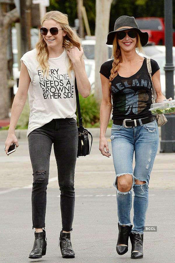 When celebrities made statement through T-shirts