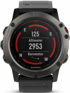 Garmin Fenix 5x Smartwatches Price Full Specifications Features