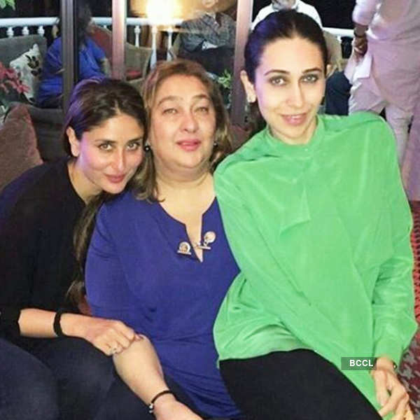 Pictures from Kareena Kapoor Khan's 40th birthday celebration with family