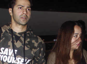 Was shooting for ad, not holidaying with my girlfriend: Varun