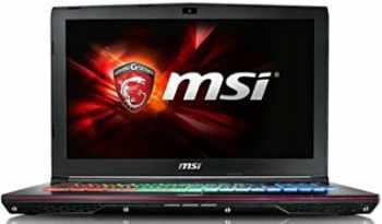 MSI GP62 6QE Leopard Pro Mac