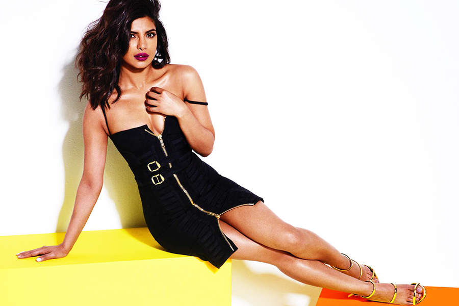 'My skin' is as complicated as I am, says Priyanka Chopra