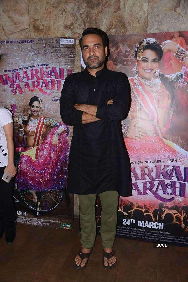 Anaarkali of Arrah: Screening