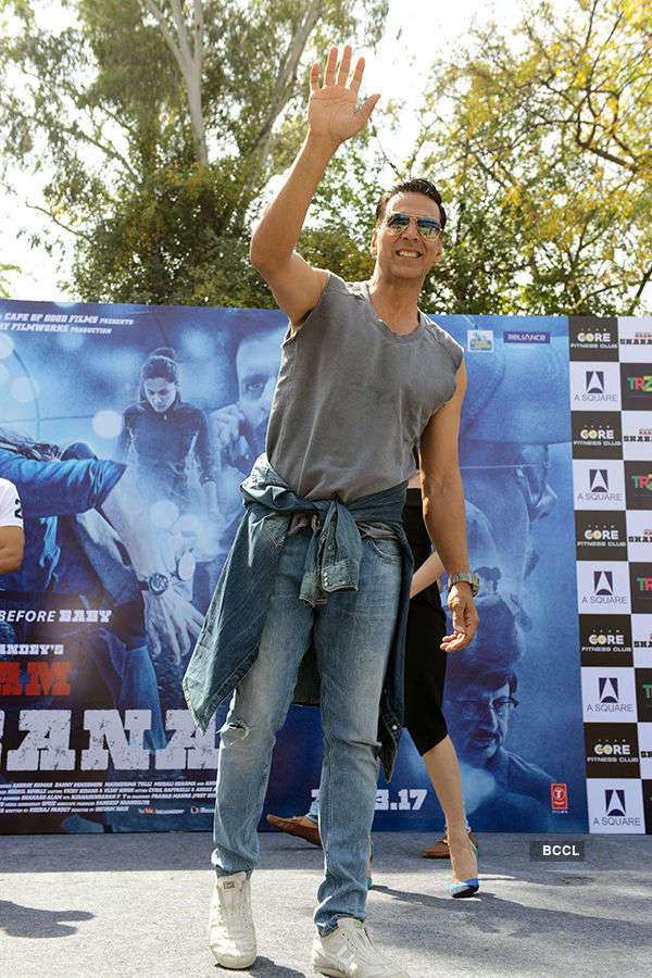 Naam Shabana: Promotions