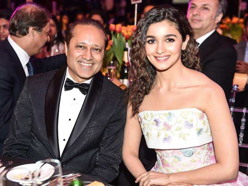 vineet jain with alia