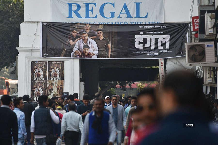 Delhi's Regal Cinema to bring down curtains