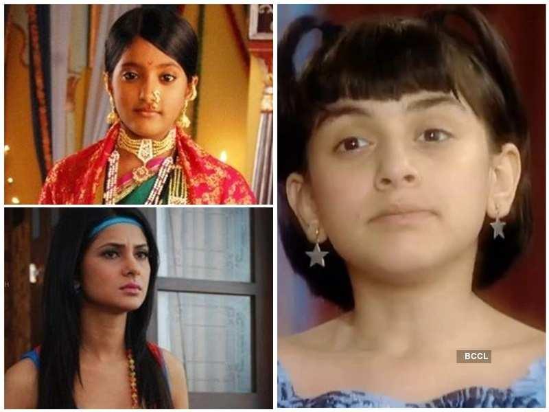 Hansika Motwane, Ulka Gupta, Jennifer Winget: TV's child ...