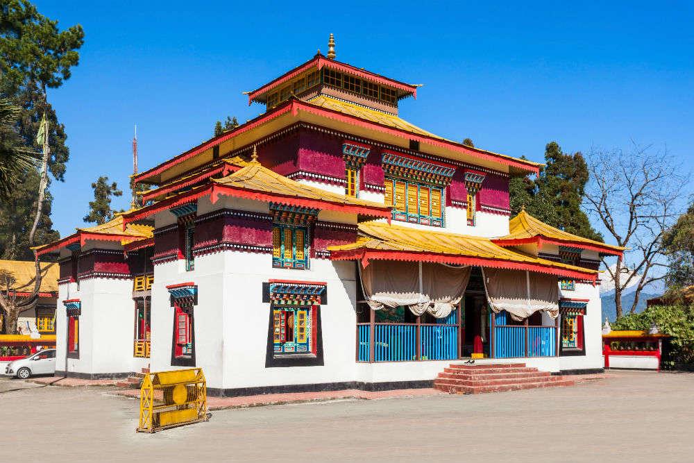 Samdruptse Monastery
