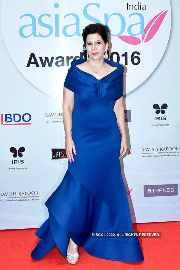 asia Spa Awards 2016