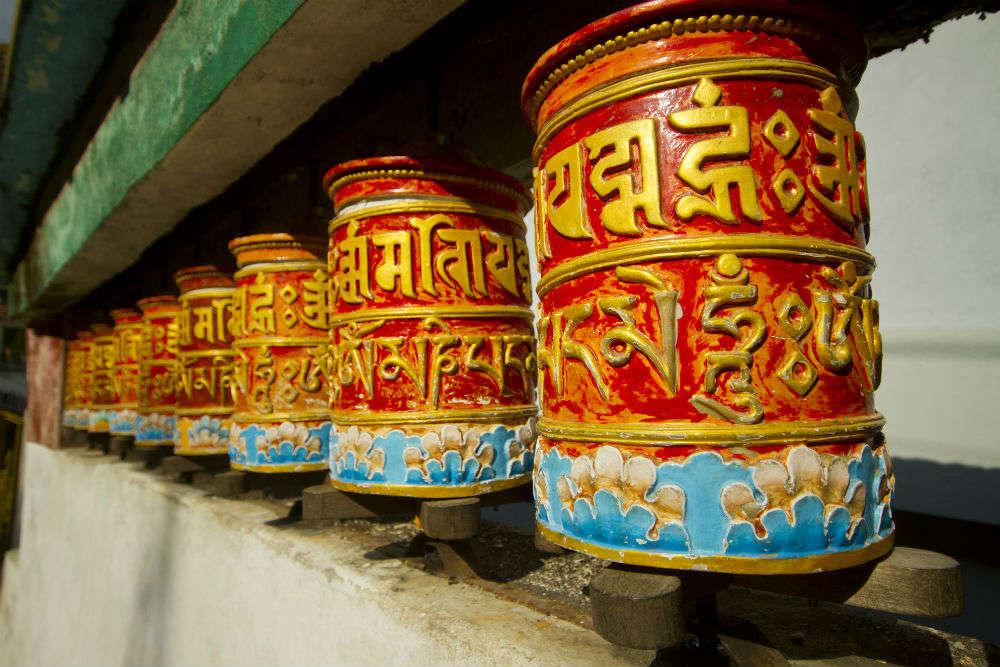 Spiritual solace at Ngadak Monastery