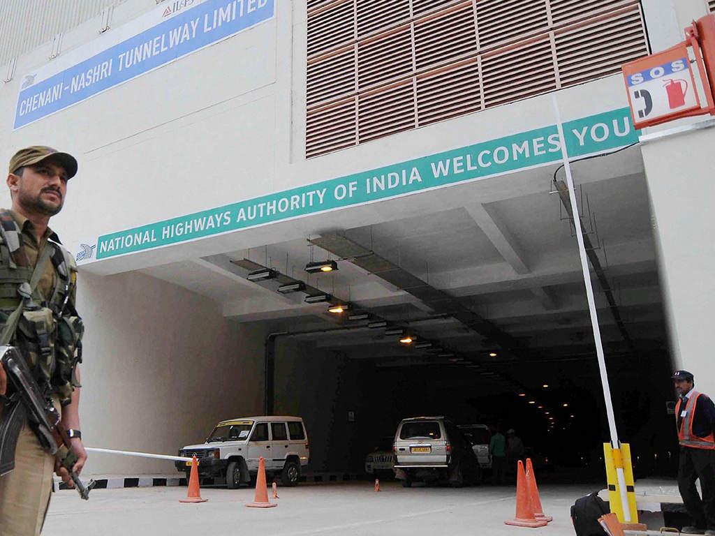 New Tunnel Between Srinagar Jammu To Shorten Distance By 2 Hours