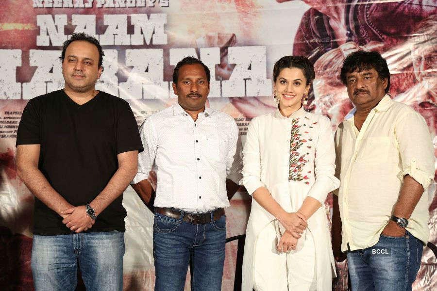 Naam Shabana: Press Meet