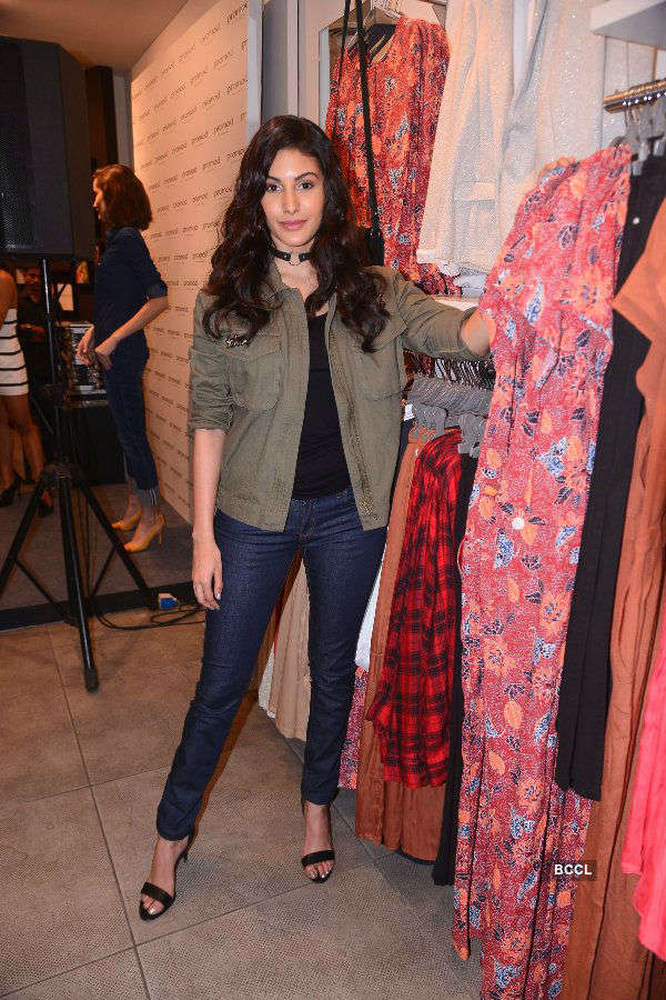 Amyra Dastur launches PROMOD's new collection