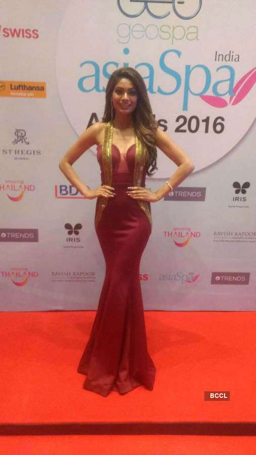 Lopamudra Raut attends Asia Spa Awards