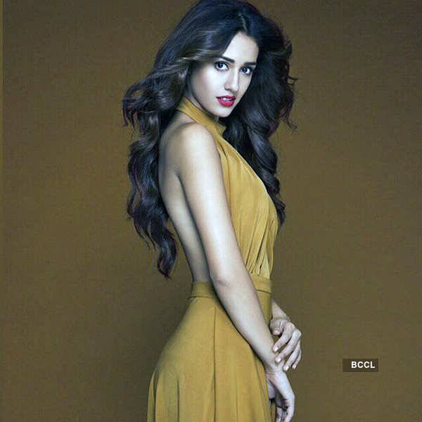 Disha asks Tiger not to recommend her for films