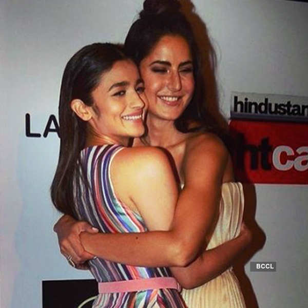 Alia Bhatt advises BFF Katrina Kaif to focus on men!