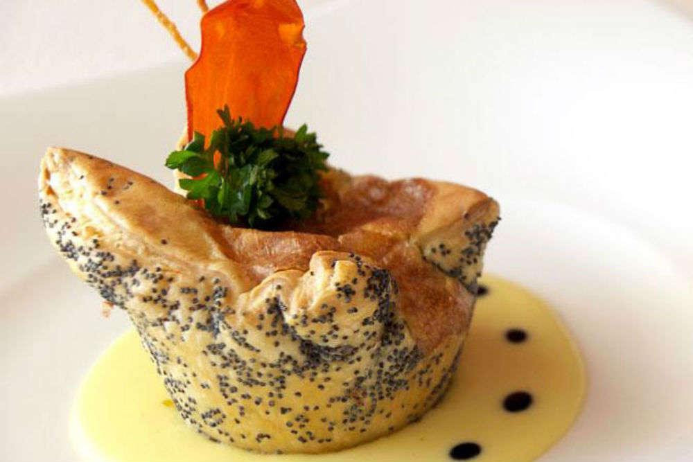 Restaurant L'Antica Island