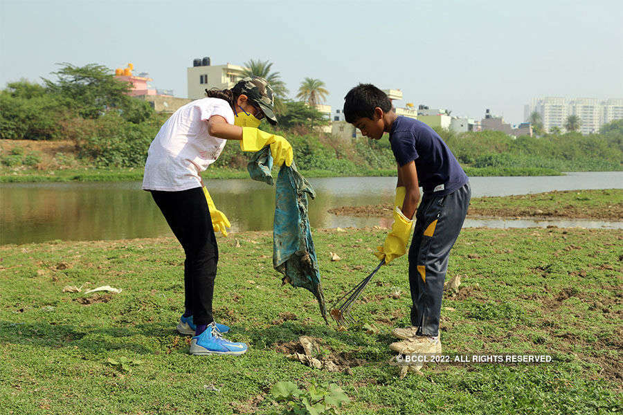 Cleanliness drive to save Chunchaghatta Lake