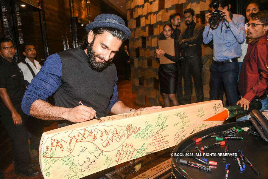 Sachin - A Billion Dreams wrap up party