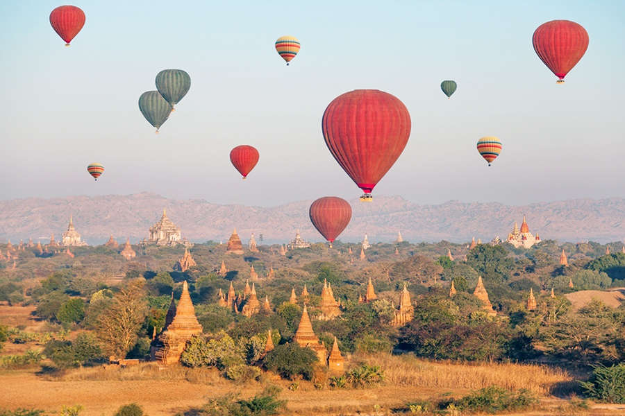 International trips which cost less than Rs 50,000