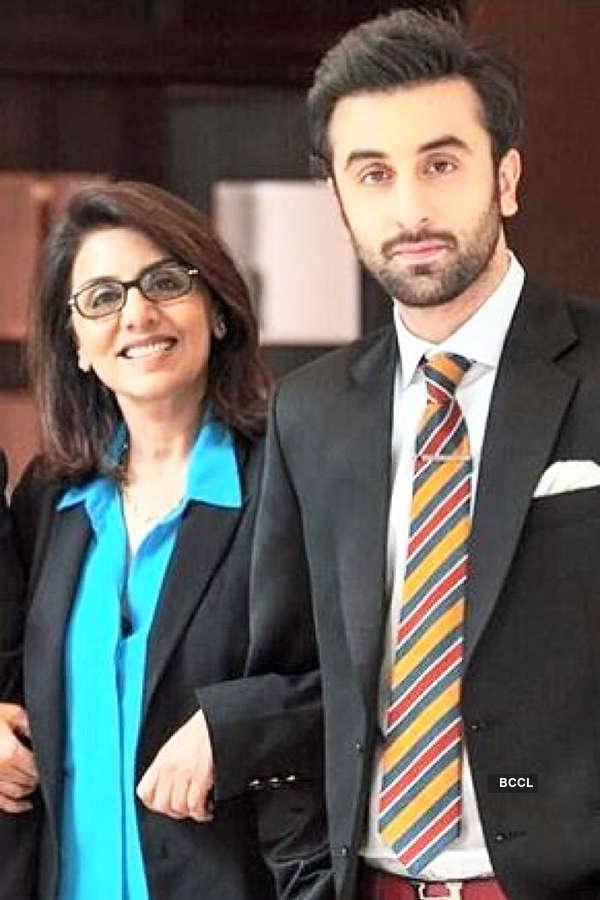 Neetu Kapoor still fond of son Ranbir Kapoor's ex?