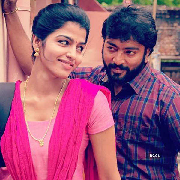 Kalaiyarasan, Dhanshika in a psychological thriller