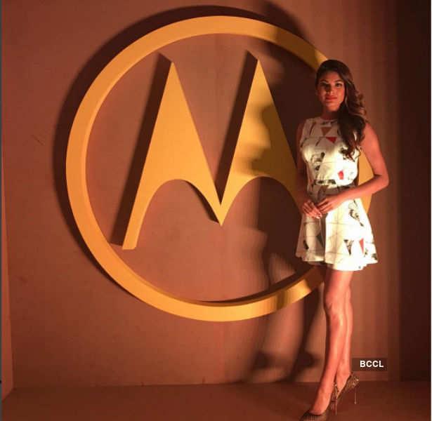 Lopamudra Raut at Moto G5 Launch