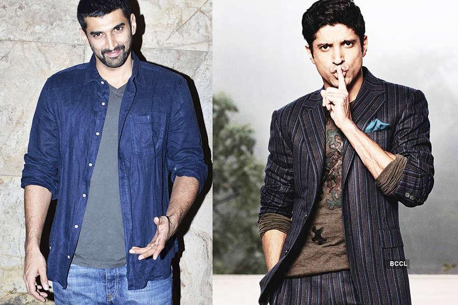 Shraddha Kapoor's closeness to Aditya Roy Kapur upsets Farhan Akhtar!