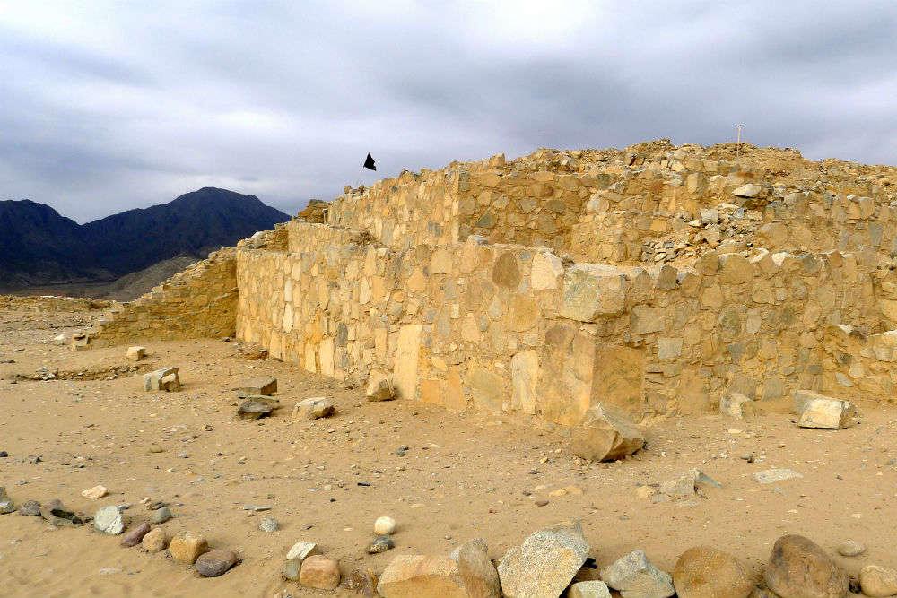 Caral Ruins, Lima