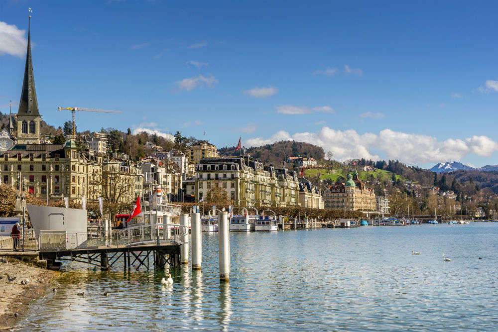 Lake Luzern