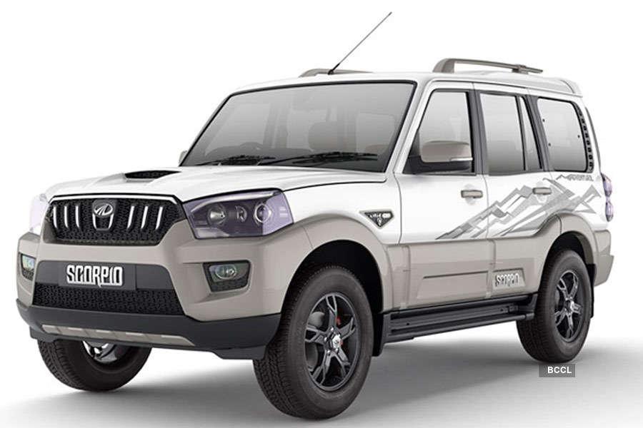 Mahindra Scorpio 2017 Adventure edition launched