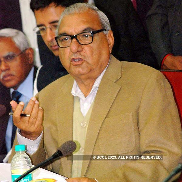CBI registers case against Bhupinder Hooda