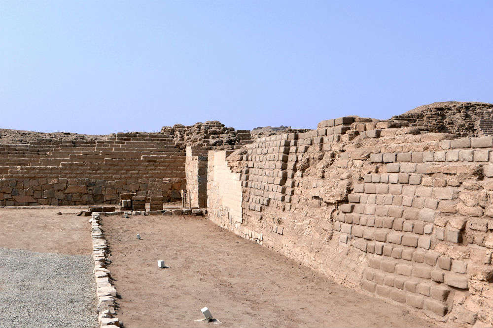 Temple of Pachacamac, Lima