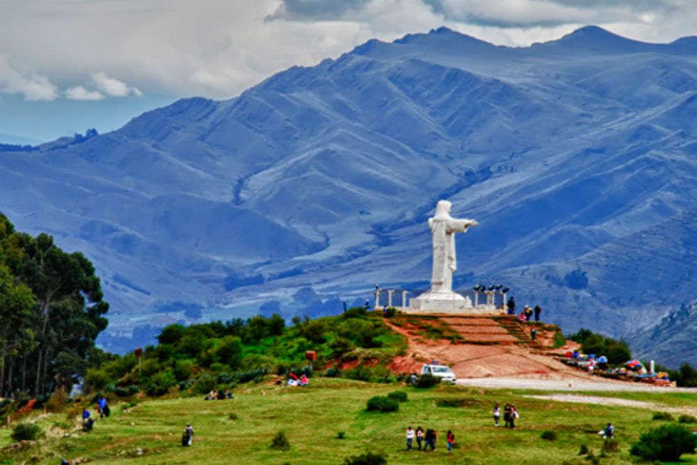 Christo Blanco, Cusco