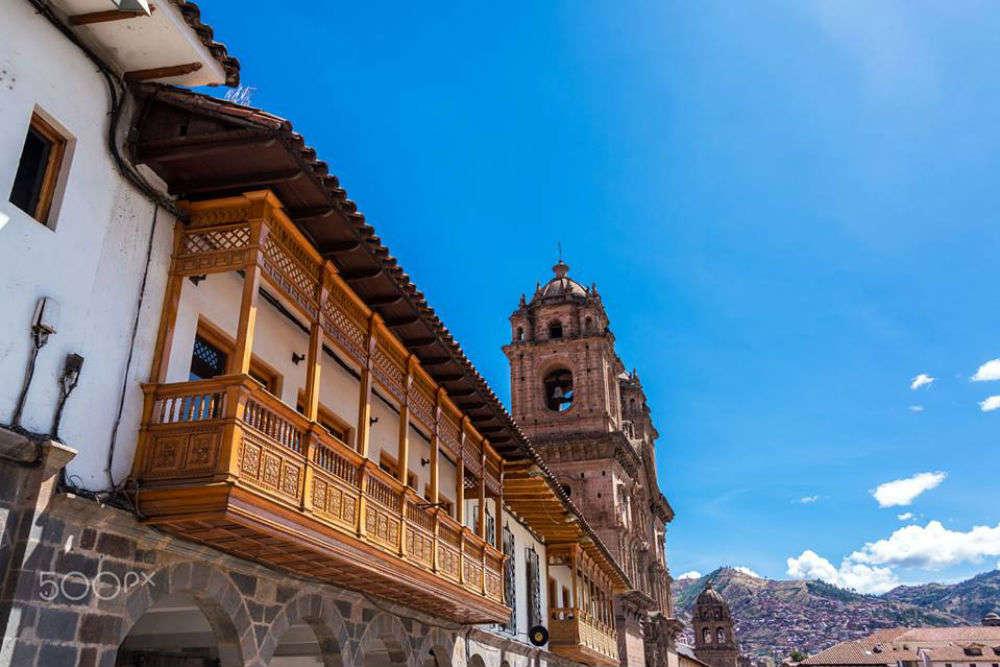 Centro Historico de Cusco