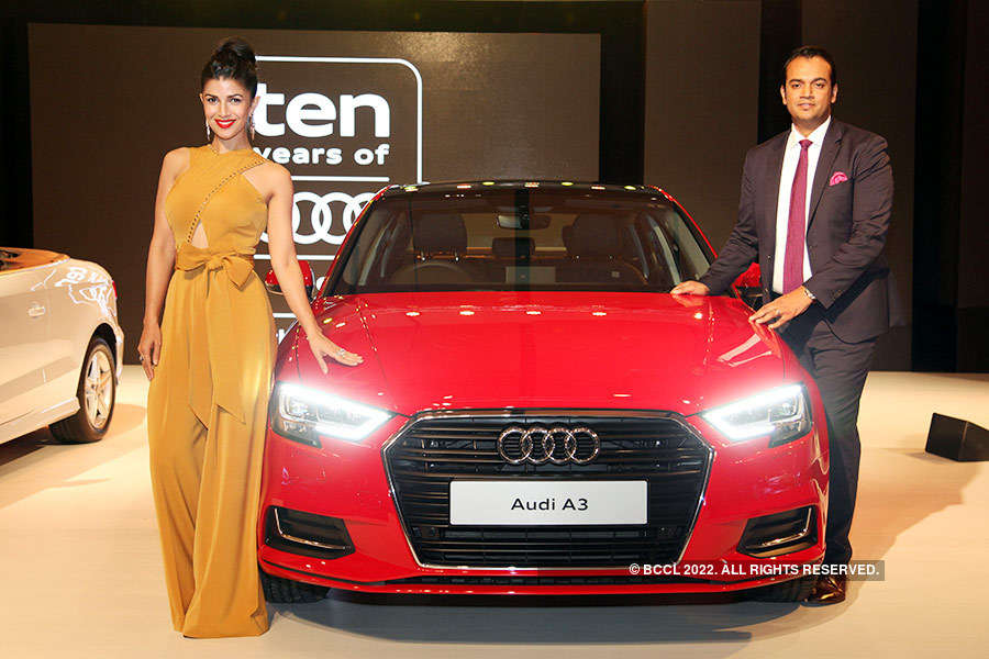 Audi A3 launched in Delhi