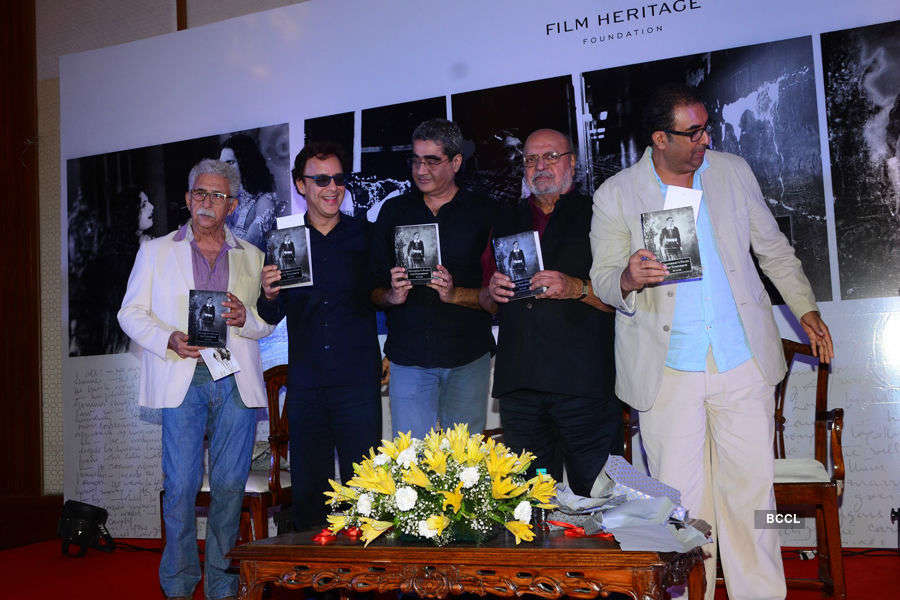 Launch of Film Heritage Foundation's book
