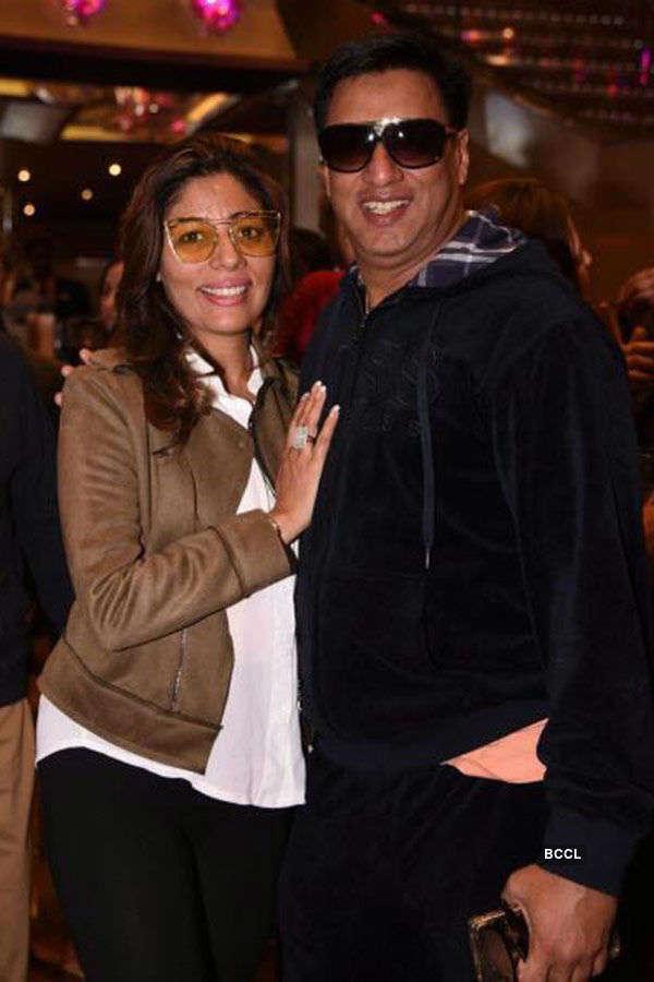 Celebs at Adel & Sana's wedding ceremony