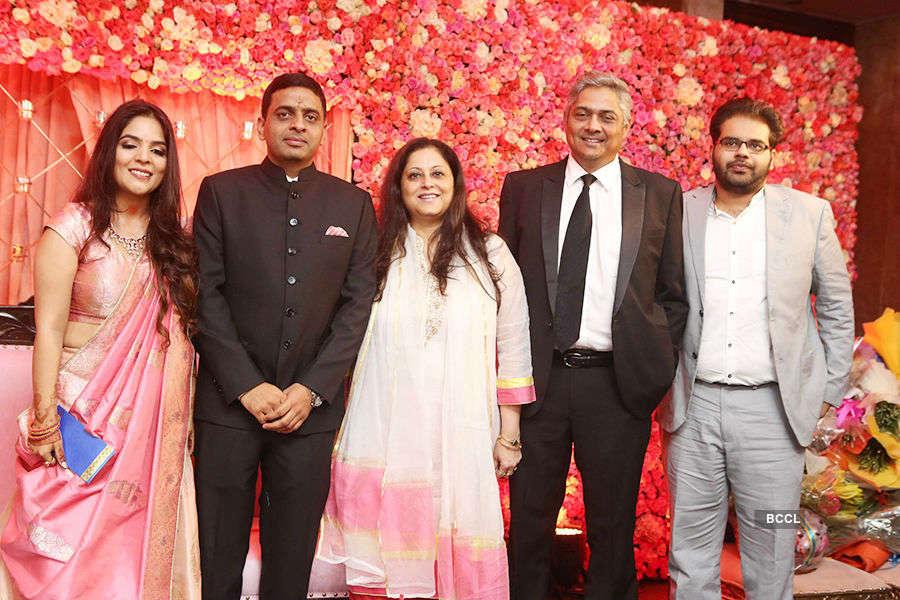 Ishani & Sachin's engagement ceremony