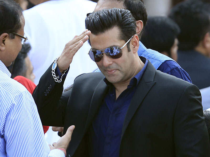 Salman Khan parts ways with management company
